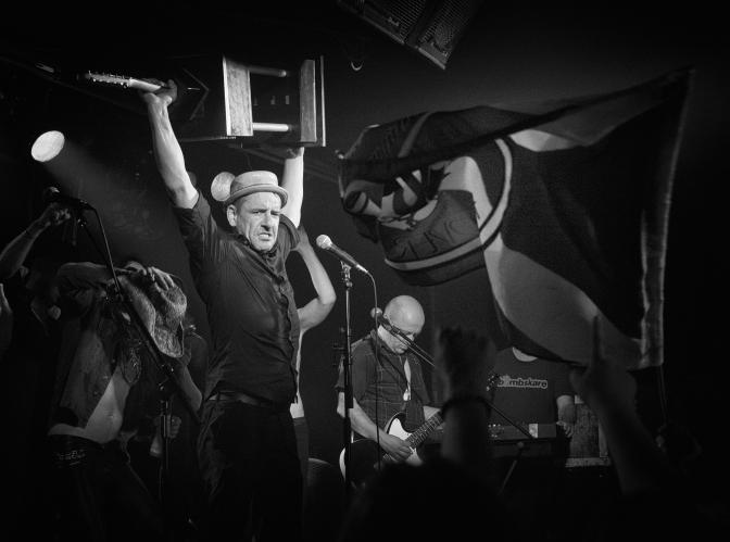 .@B0MBSKARE #Ska #Edinburgh #Live #Music #Photos with .@voodoo_groove at .@S24_Edinburgh