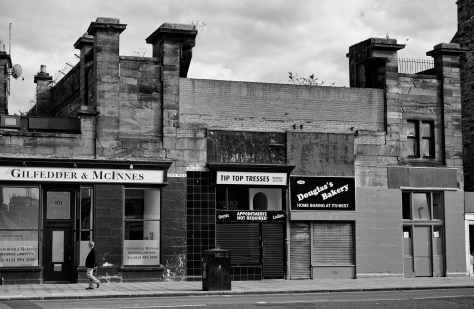 Tip Top Tresses. Leith Walk. Photo by and copyright of Paul Henni.